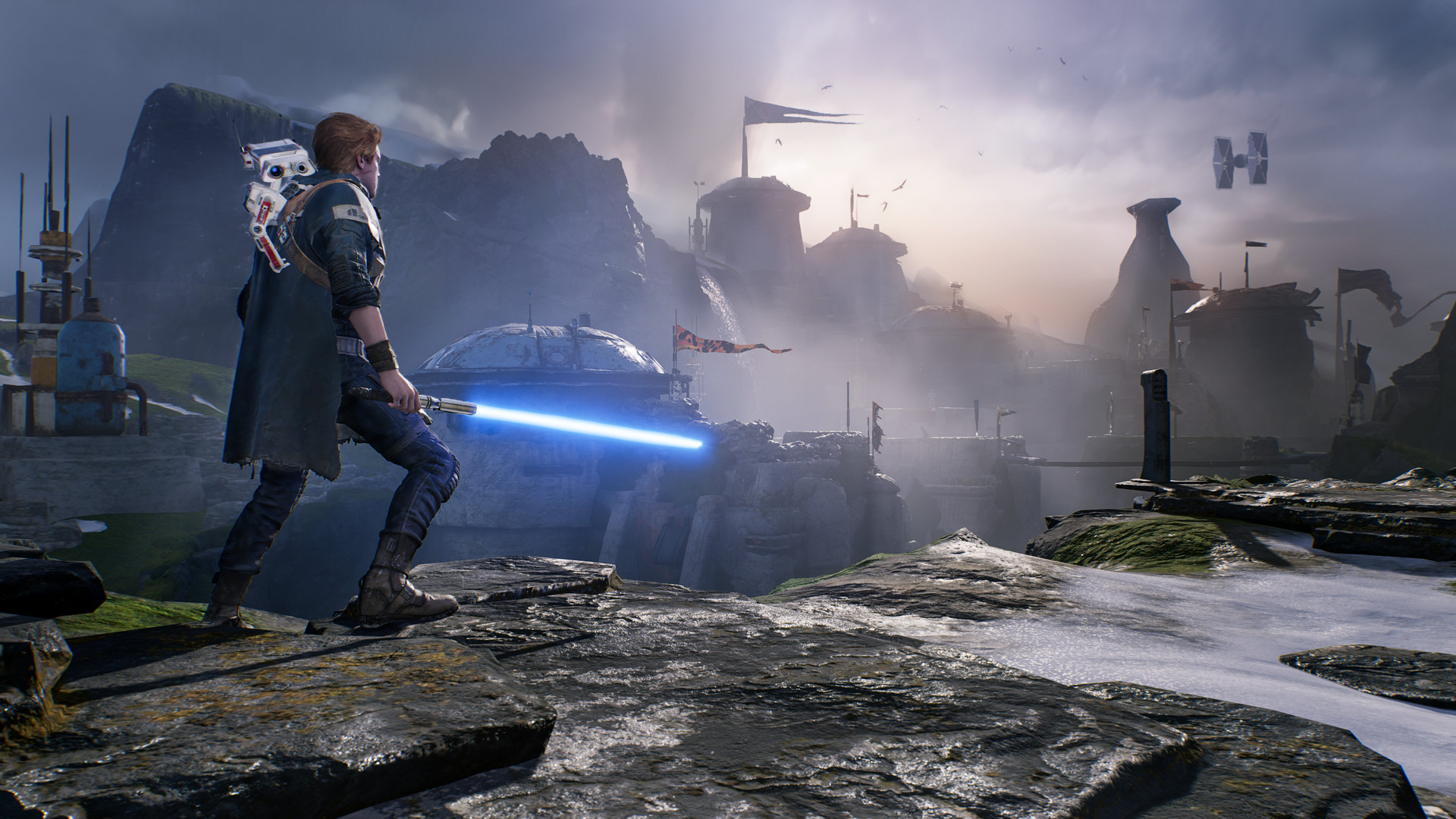 Star Wars Jedi: Fallen Order recebe modo de fotografia