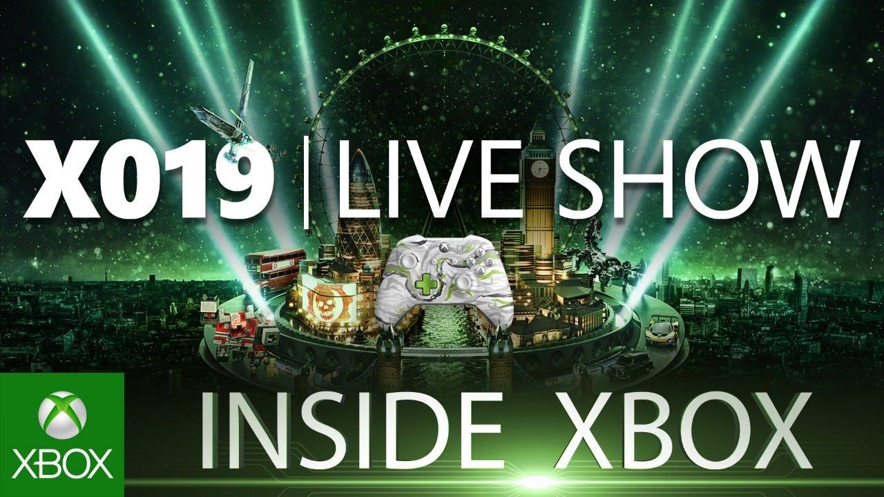 Novidades de jogos no Xbox Insider especial da X019
