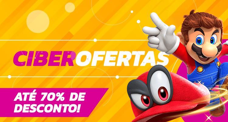 "Black Friday – ""Ciberofertas"" na Nintendo eShop"