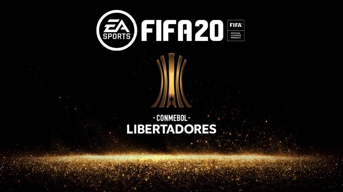 Já há data para a Taça Libertadores chegar a FIFA 20