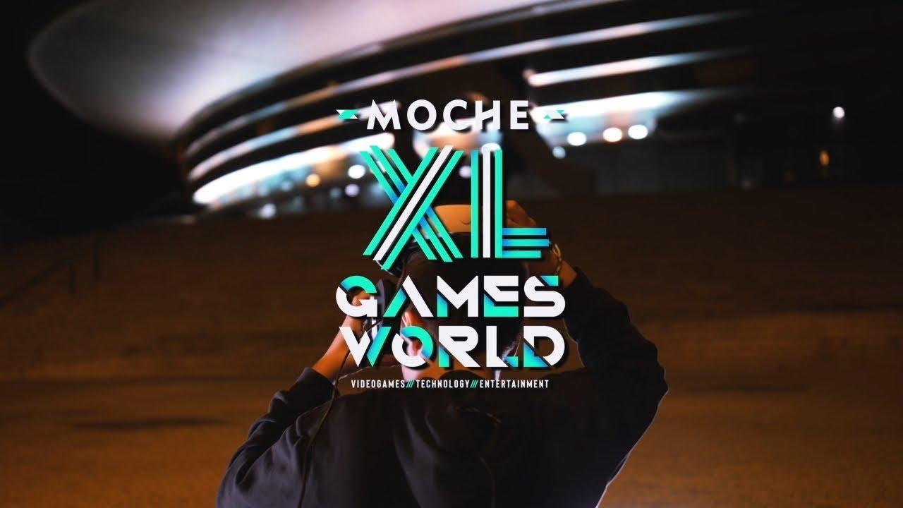 Reportagem – MOCHE XL Games World