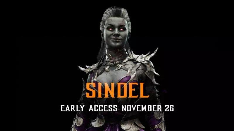 Mortal Kombat 11 antecipa o regresso de Sindel
