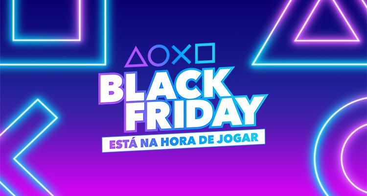 Black Friday – PlayStation 4 e jogos em promoção