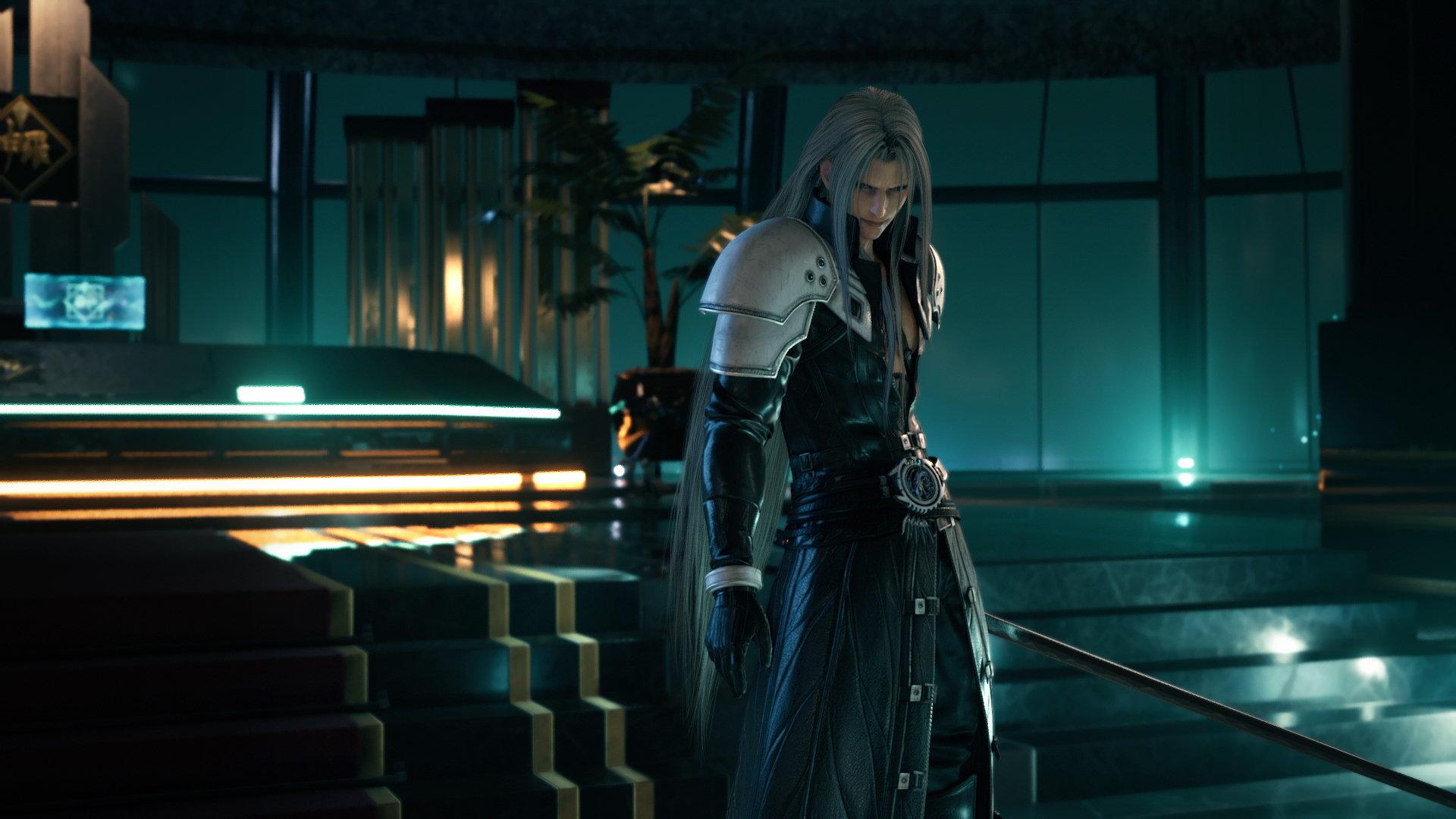 Mais 20 imagens de Final Fantasy VII Remake