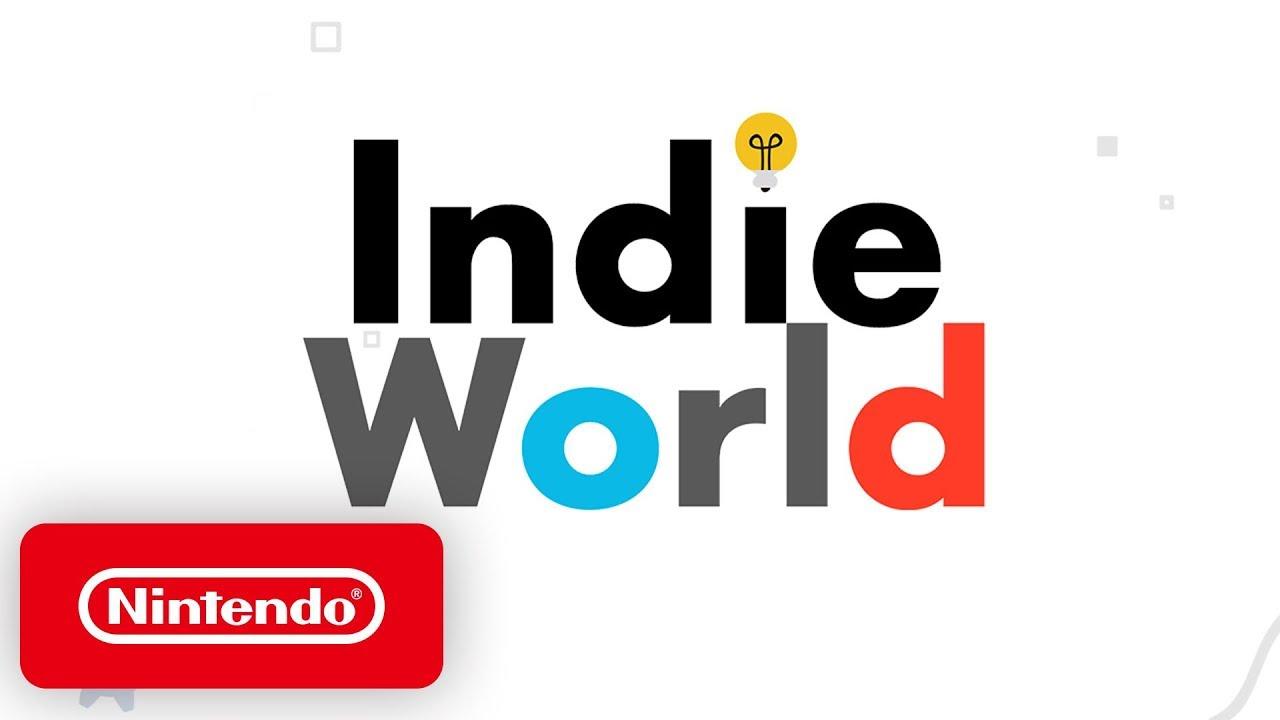 Nintendo Indie World, todos os jogos anunciados