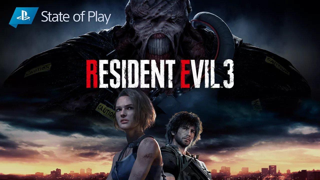Resident Evil 3 Remake confirmado pela Capcom