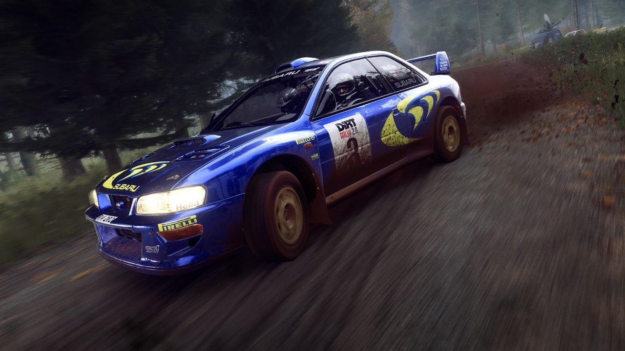 Colin McRae regressa em DLC de DiRT Rally 2.0