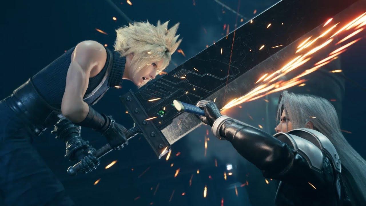 Trailer da banda sonora de Final Fantasy VII Remake