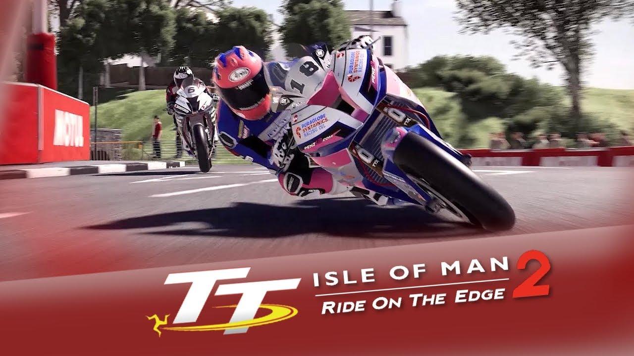 Piloto profissional fala sobre TT Isle of Man 2