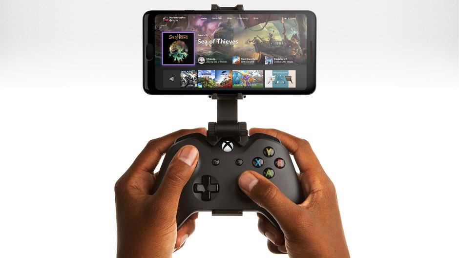 Streaming de jogos Xbox One disponível em todo o mundo