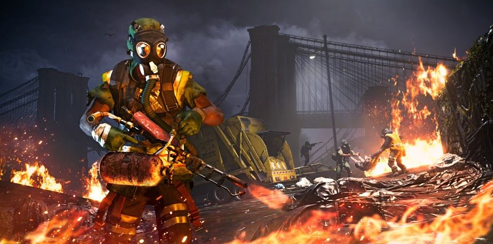 The Division 2: Warlords of New York anunciado