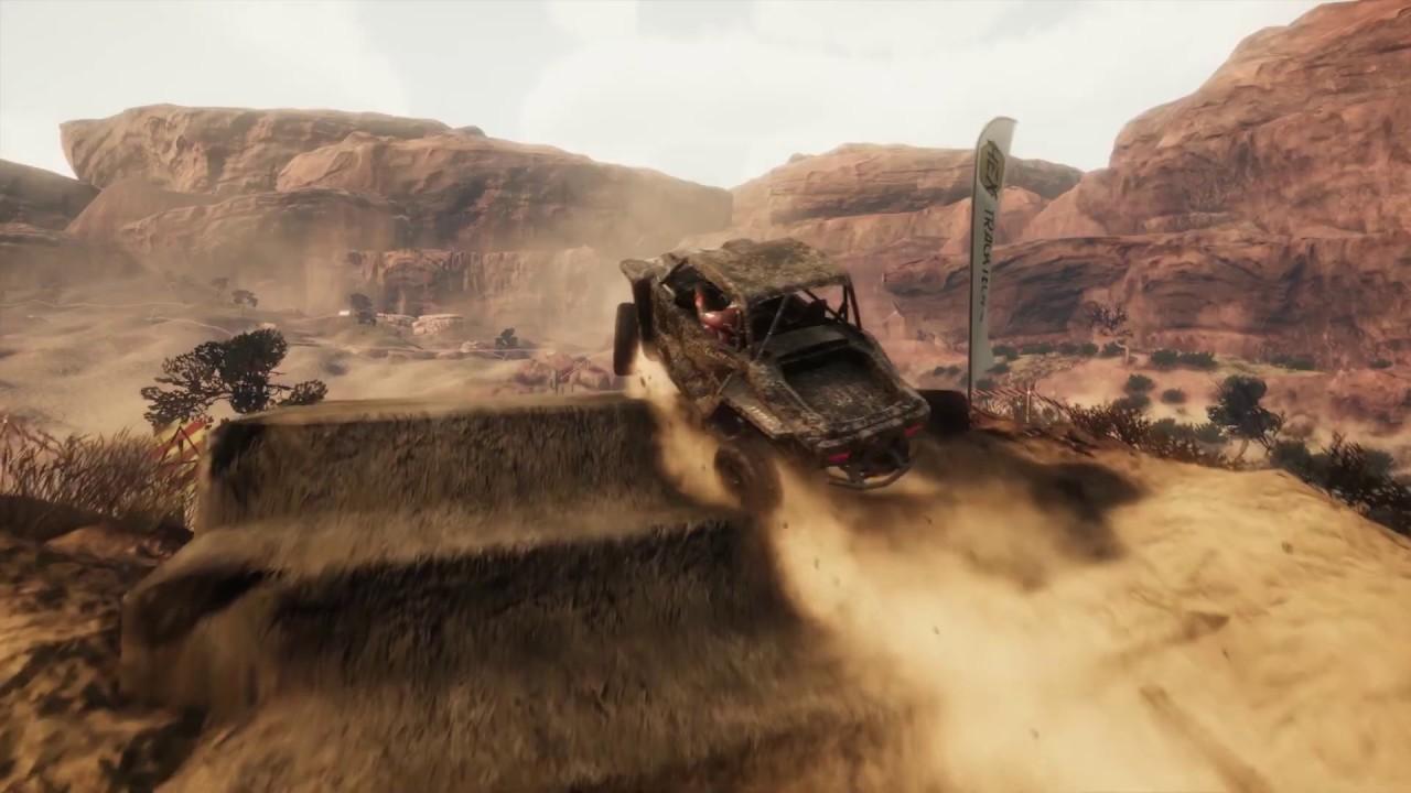 Trailer de lançamento para Overpass