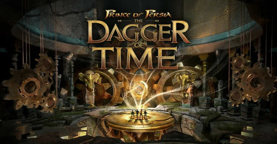 Ubisoft anuncia novo Prince of Persia: The Dagger of Time