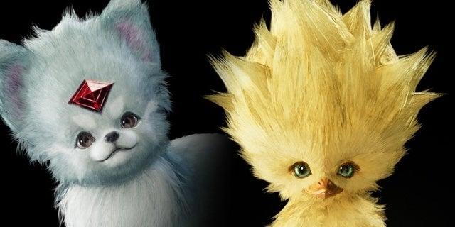 """As novas """"summons"""" de Final Fantasy VII Remake"""