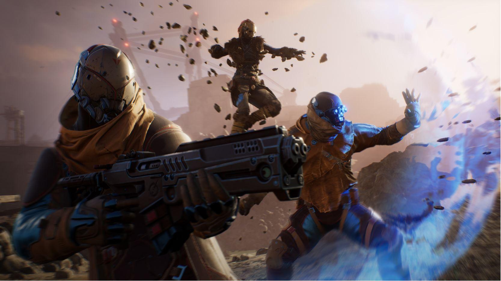 Vídeo demonstra jogabilidade de Outcast