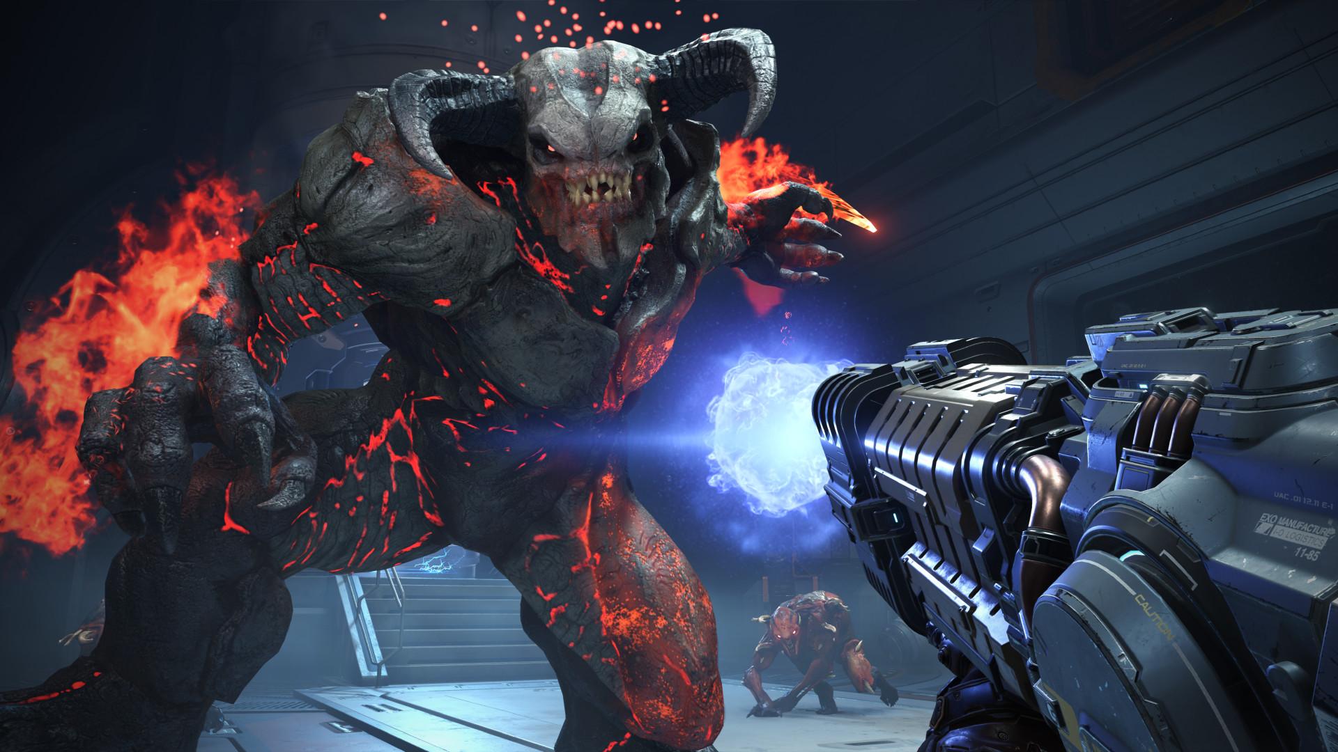 Primeiras imagens do DLC de DOOM: Eternal