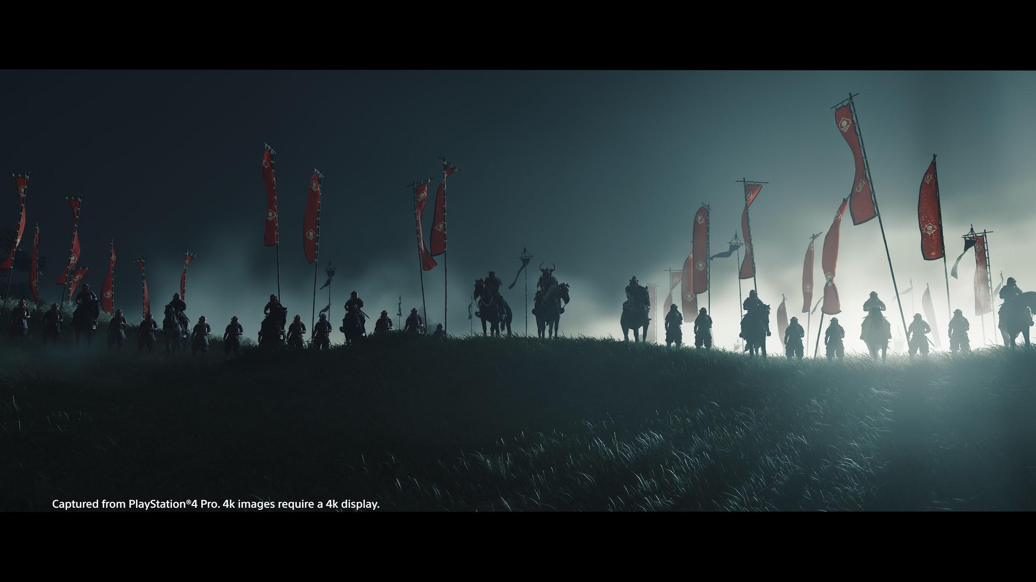 Trailer de história, edições e data de lançamento para Ghost of Tsushima