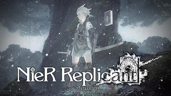 NiER Replicant vai receber reedição