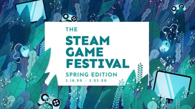 O Steam Game Festival regressa hoje