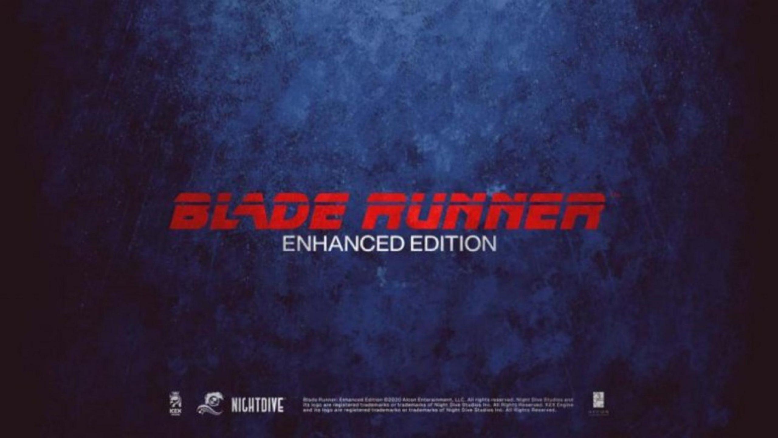 Vem aí Blade Runner: Enhanced Edition