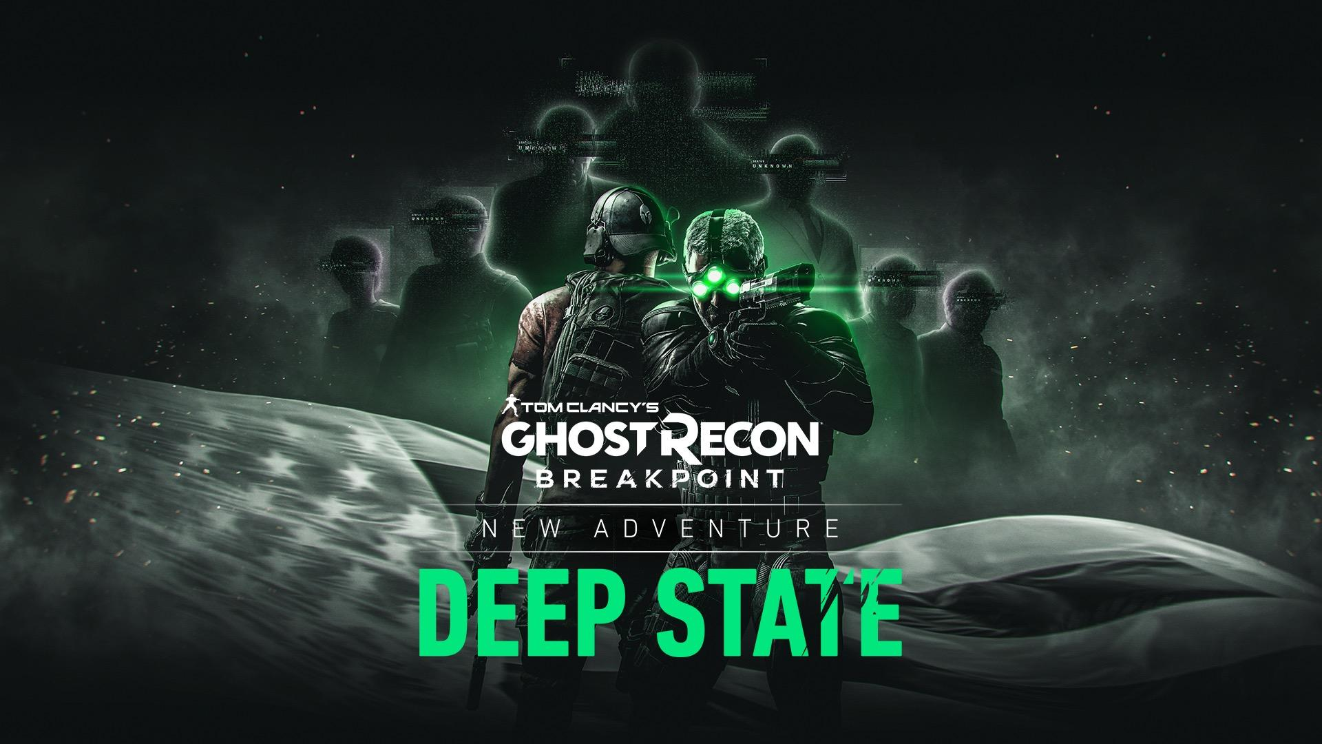 """Deep State"" chega amanhã a Ghost Recon: Wildlands"