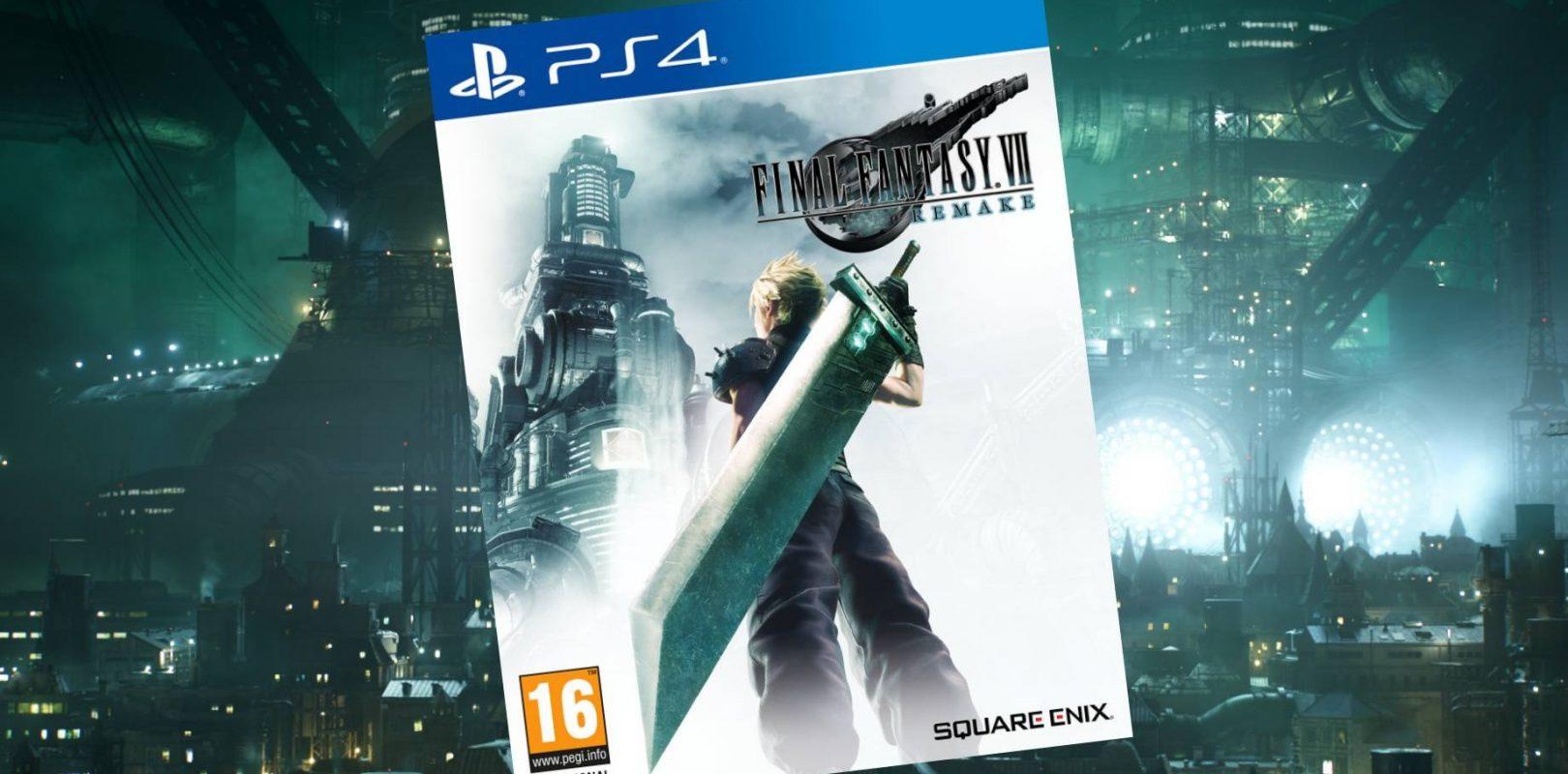 Não há planos para adiar Final Fantasy VII Remake mas atrasos são possíveis