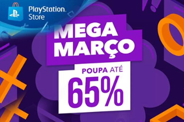 """Campanha """"Mega Março"""" da PS Store arranca hoje"""