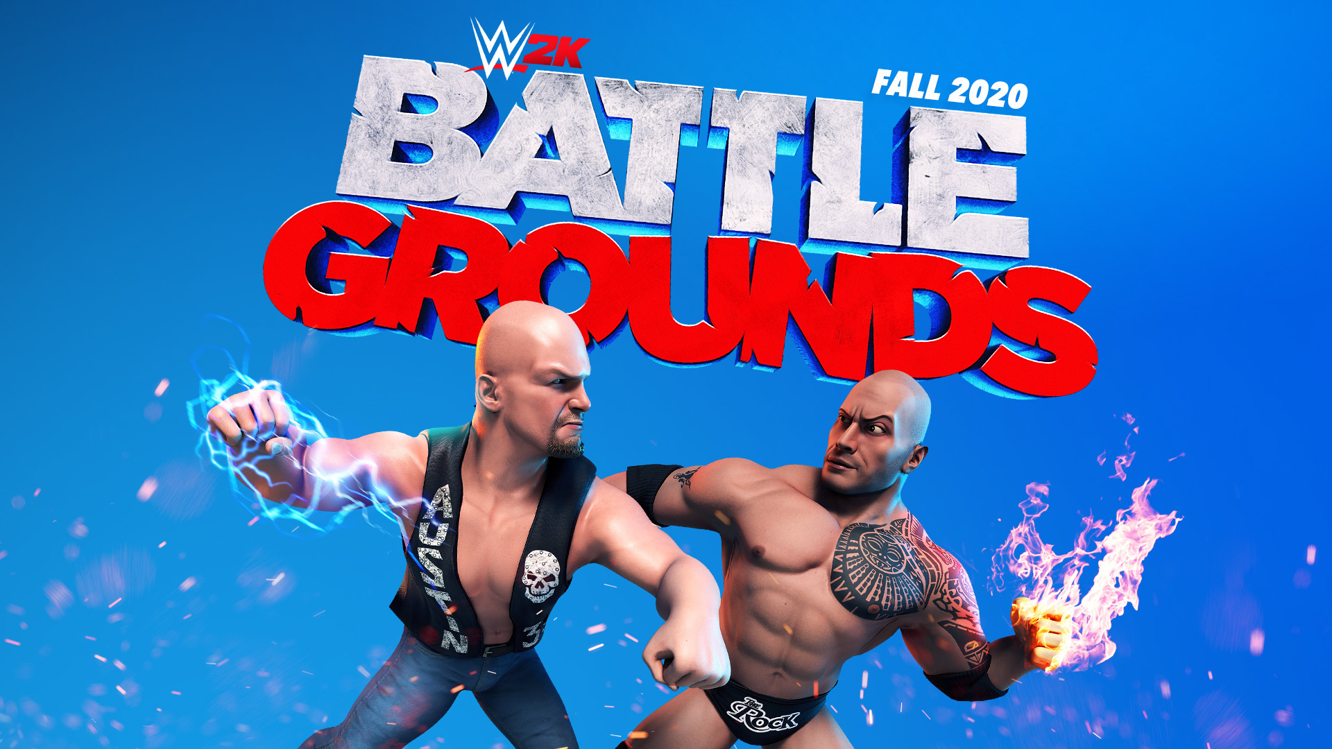 2K Games anuncia WWE 2K Battlegrounds