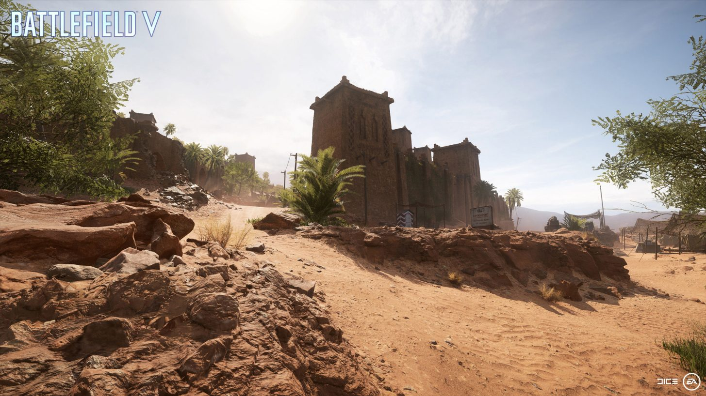 Battlefield V recebe última actualização em Junho