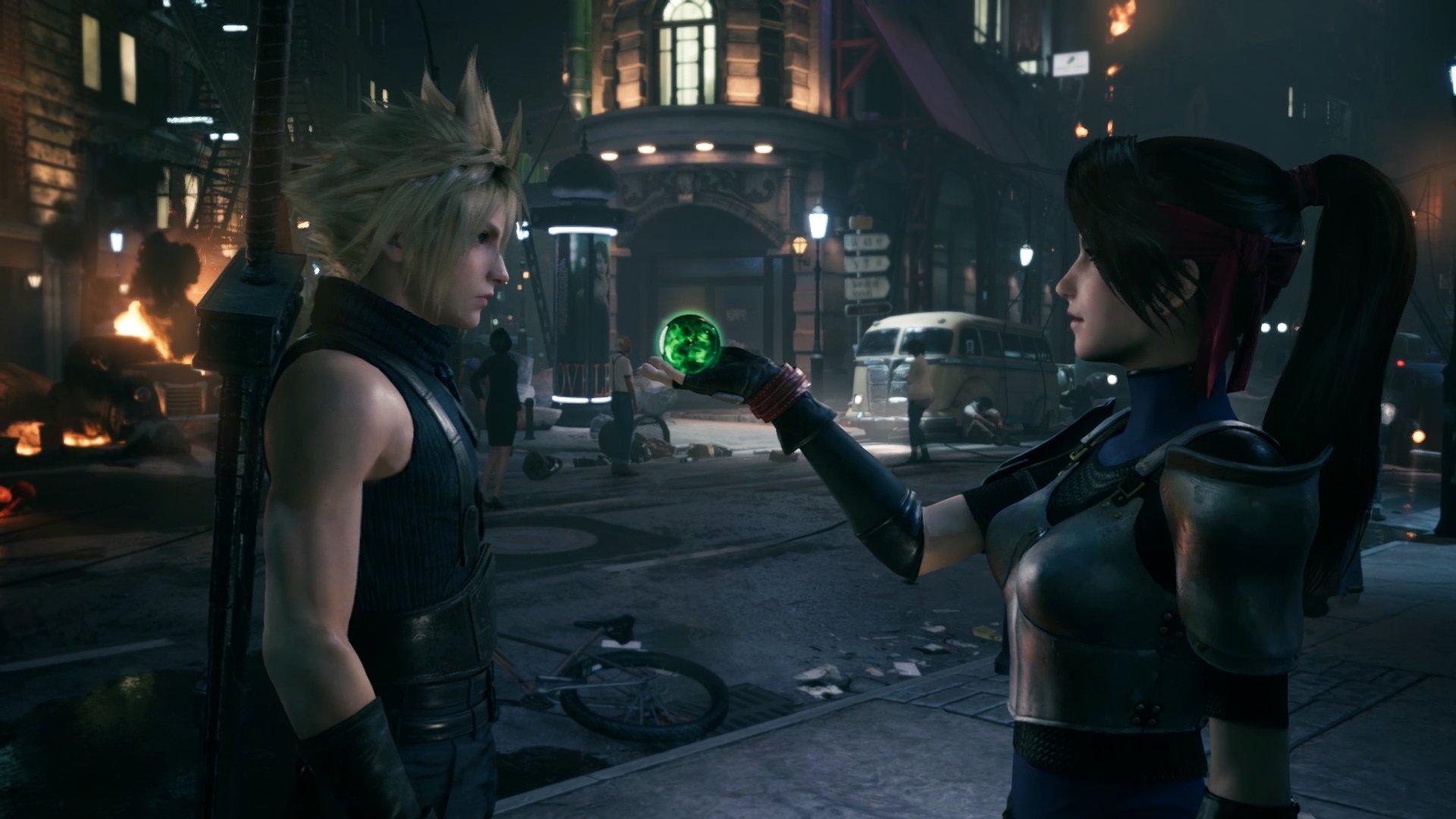 Nem a produção sabe (ainda) quantas partes terá Final Fantasy VII Remake