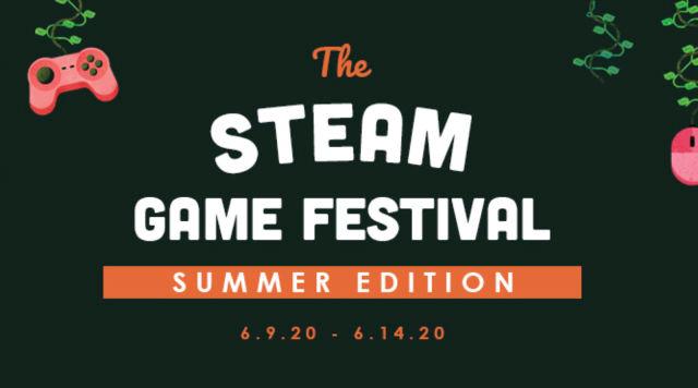 """Steam Game Festival: Summer Edition para """"substituir"""" a E3 2020"""