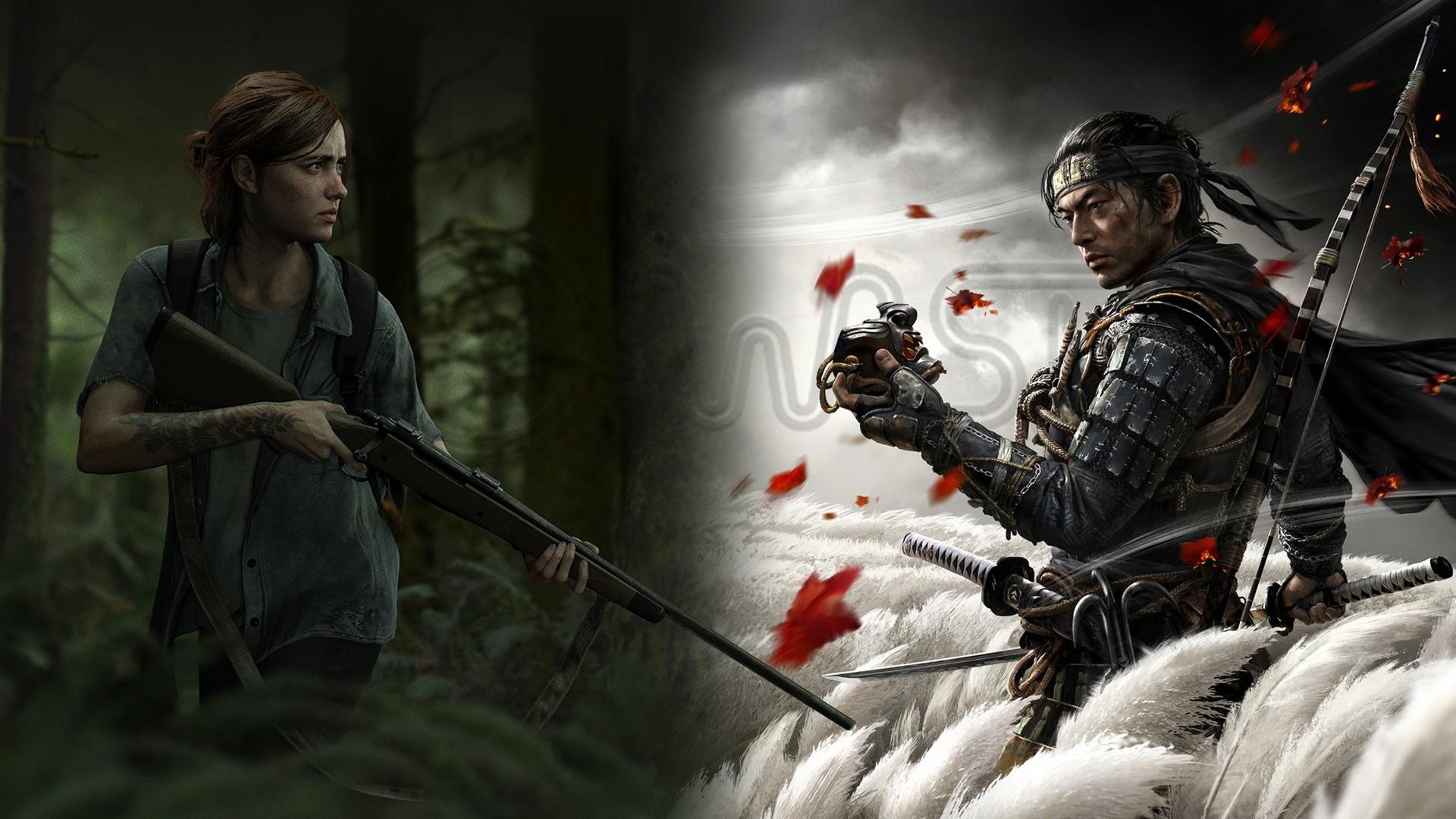 Novas datas para Ghost of Tsushima e The Last of Us Part II