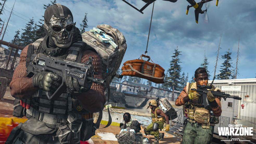 Batoteiros de Call of Duty: Warzone forçados a jogar entre si