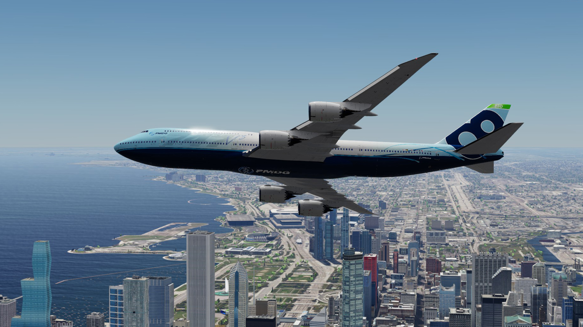 Simuladores – PMDG 747 Queen of the Skies V3 (P3DV5)