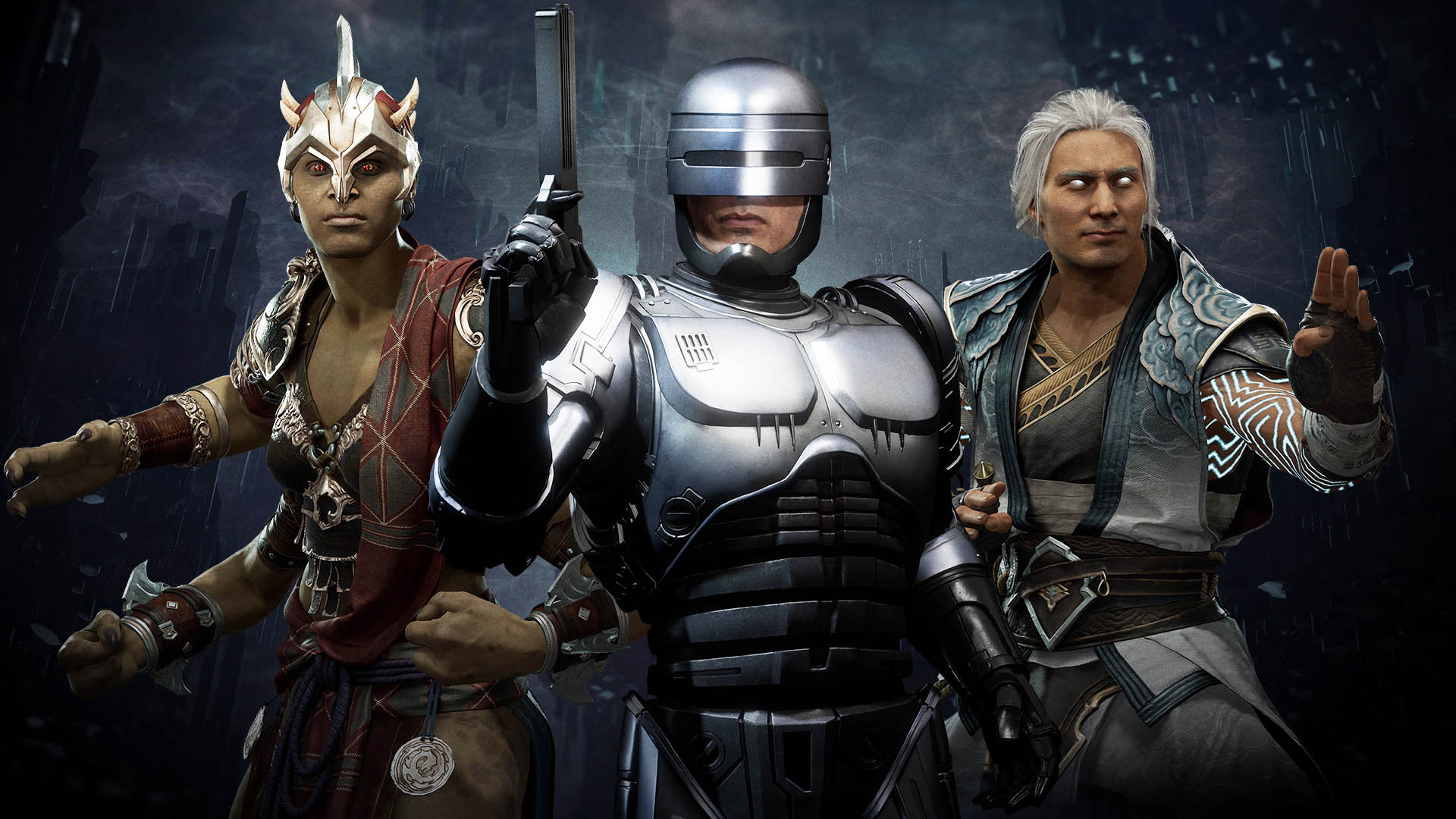 Trailer de jogabilidade para Mortal Kombat 11: Aftermath