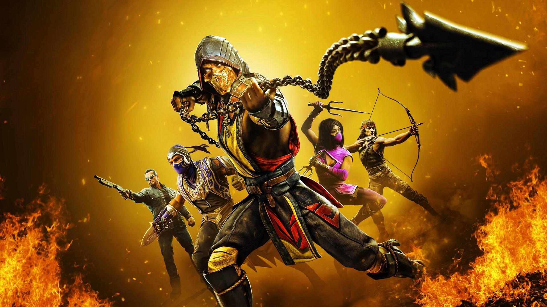 Logótipo oficial e mais detalhes do novo filme Mortal Kombat
