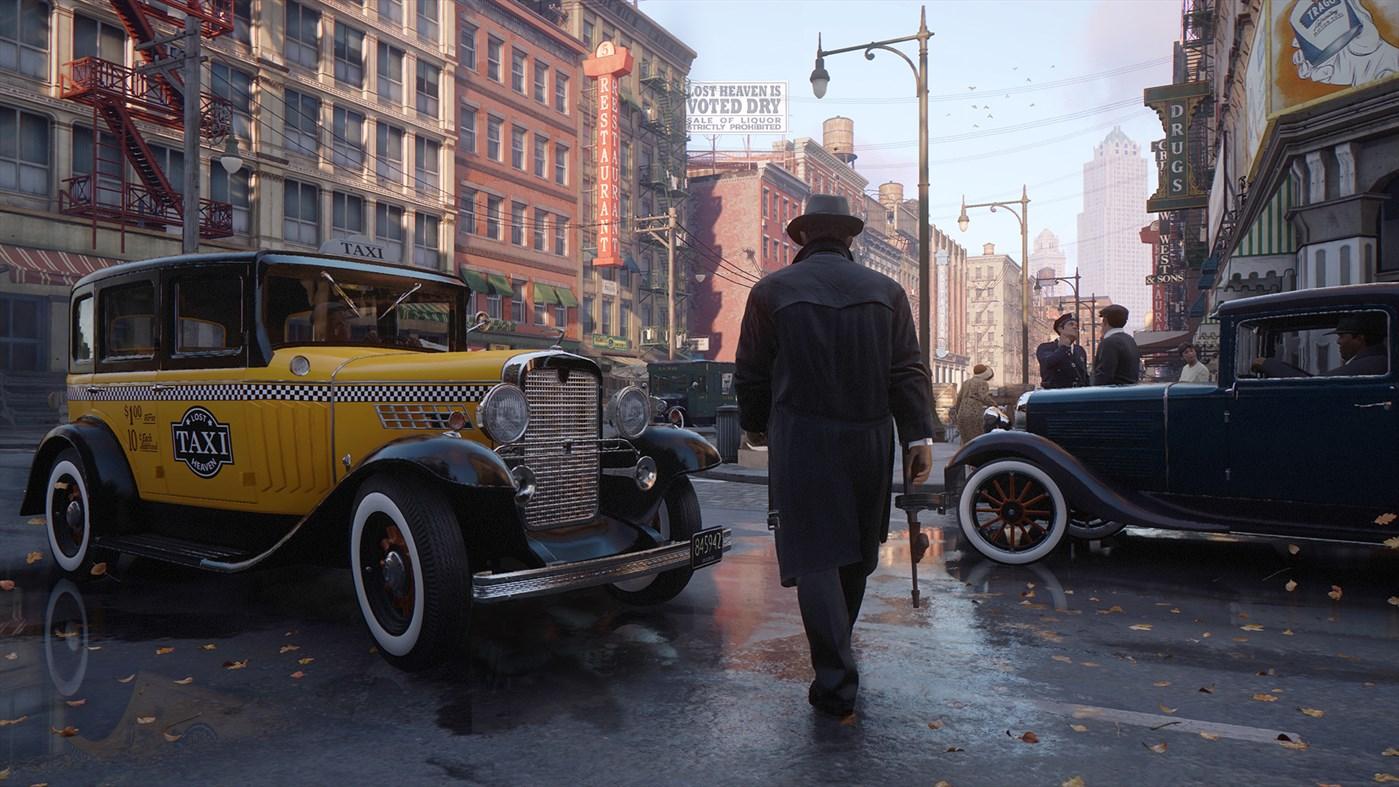 Vídeo mostra jogabilidade de Mafia: Definitive Edition
