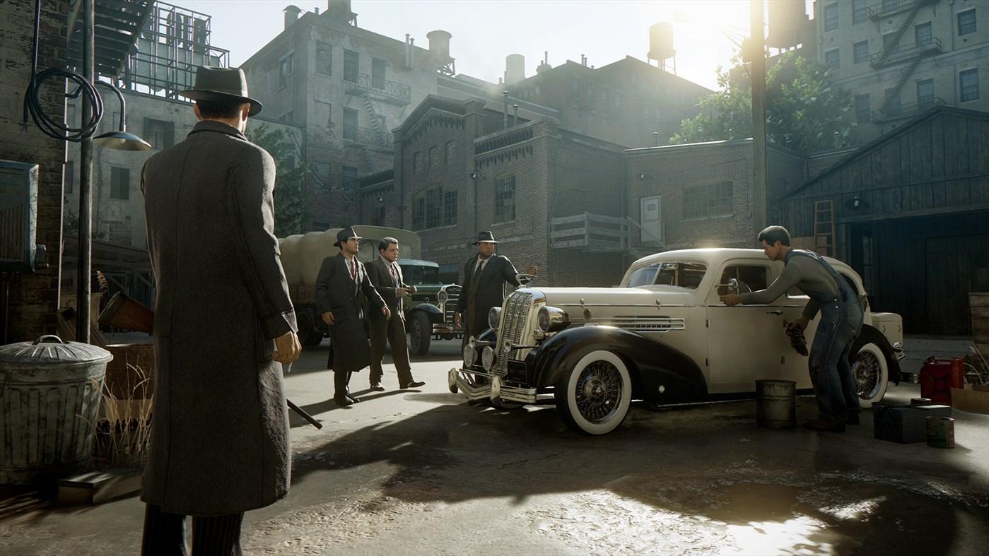 Mafia: Definitive Edition adiado para Setembro