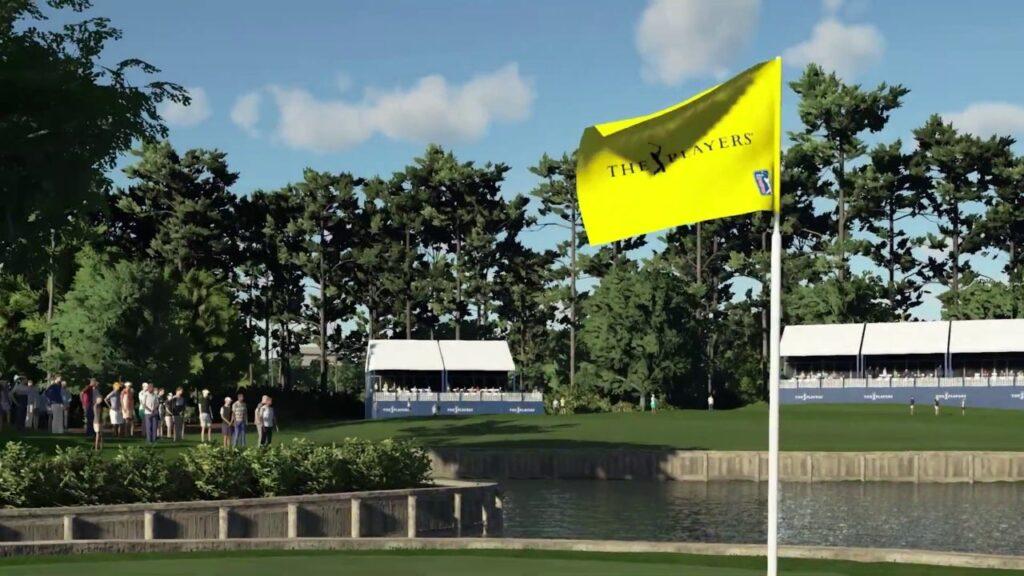 PGA Tour 2K21 anunciado pela 2K Games