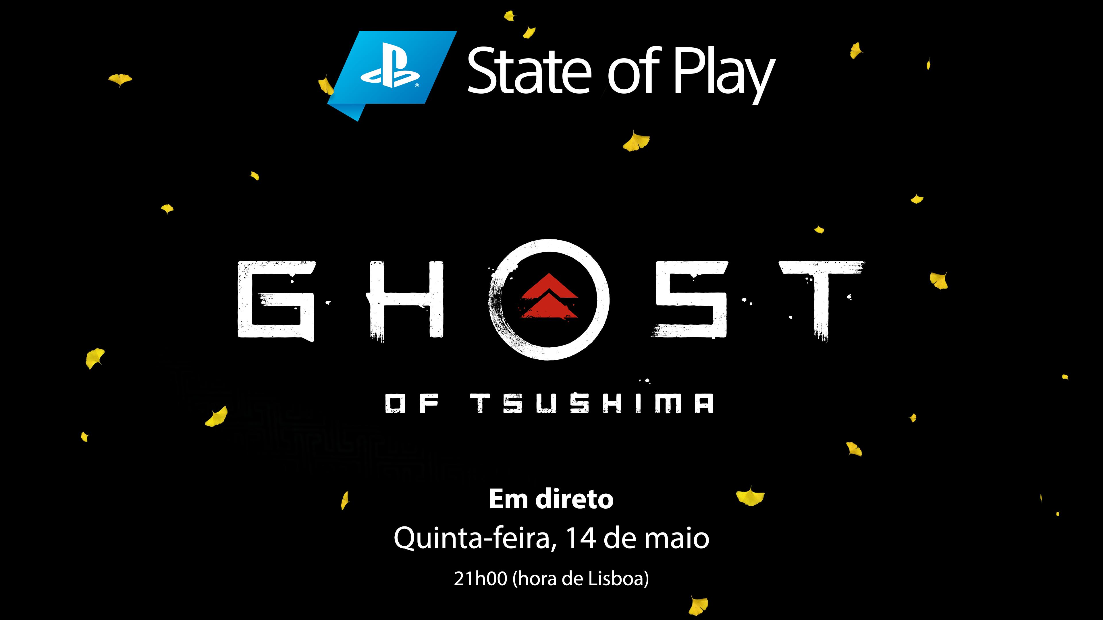 Próximo State of Play dedicado a Ghost of Tsushima