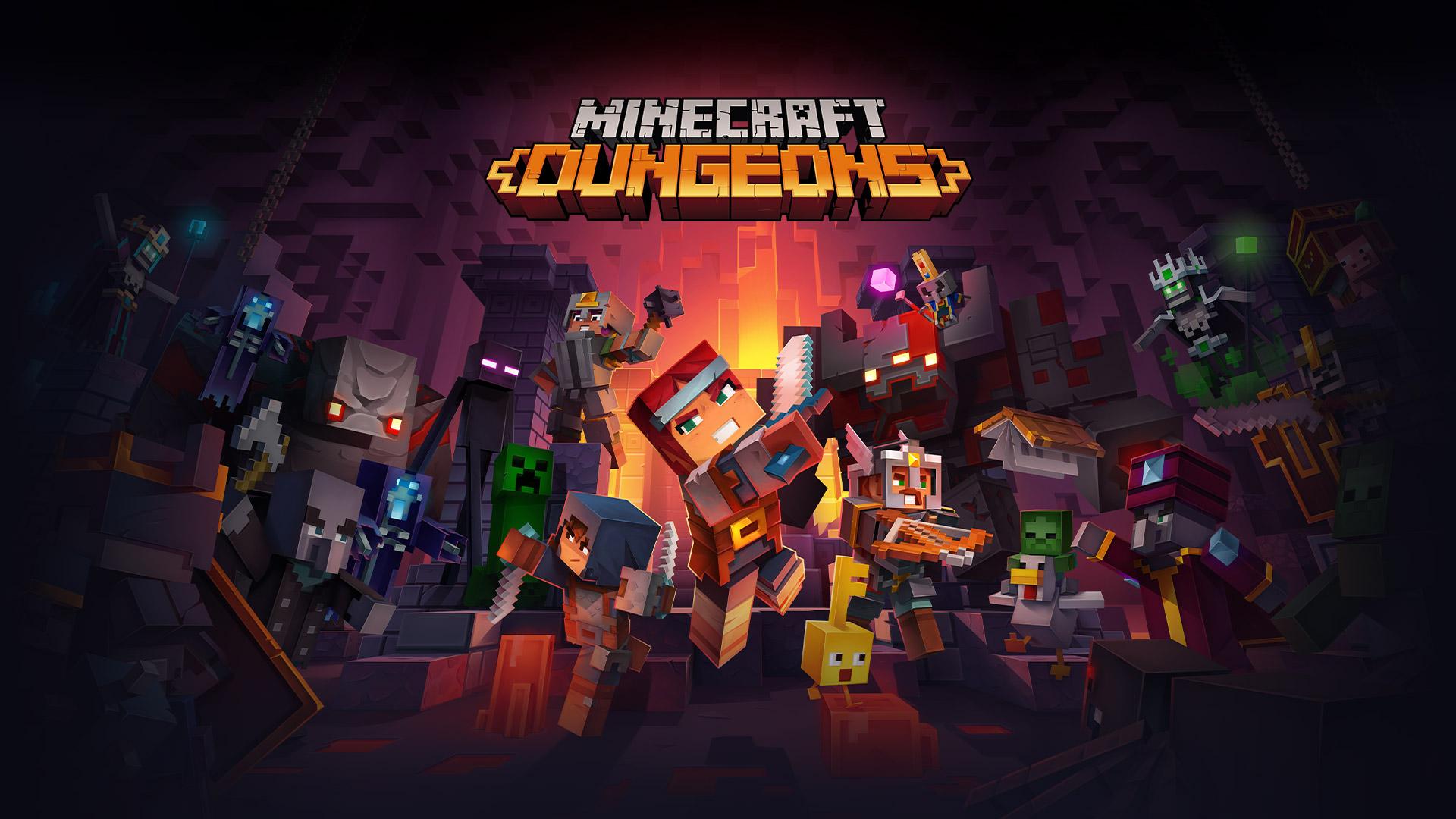 Análise - Minecraft Dungeons - WASD