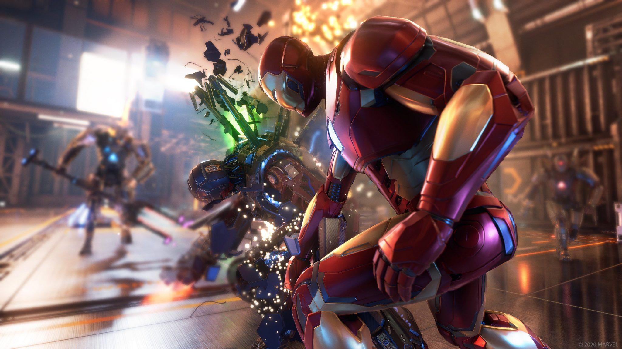 Beta de Marvel's Avengers arranca em Agosto