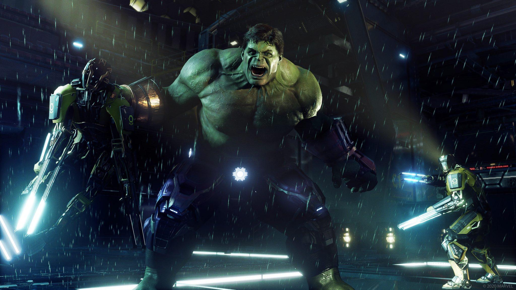 Detalhes da Beta e confirmação de Hawkeye em Marvel's Avengers