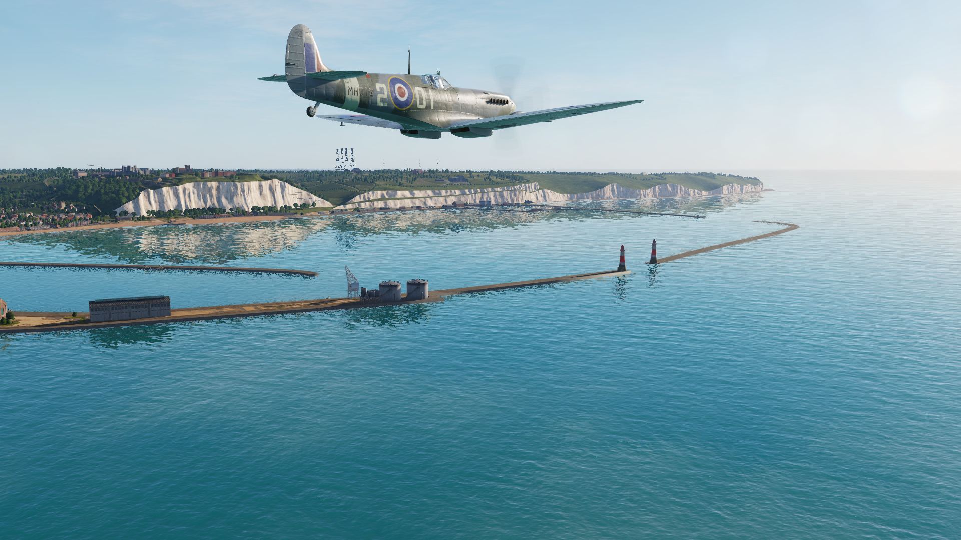 Simuladores – DCS: The Channel Map