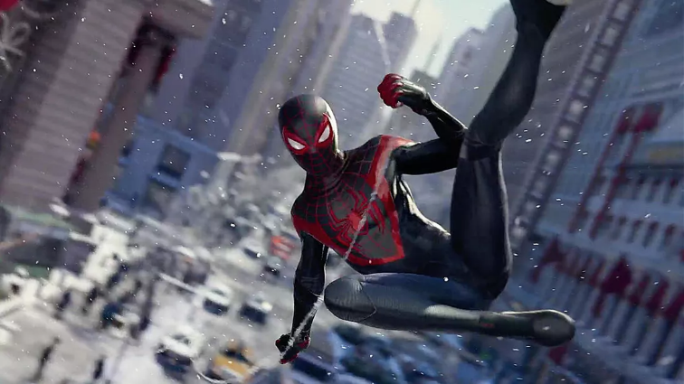 Mais detalhes para Spider-Man: Miles Morales