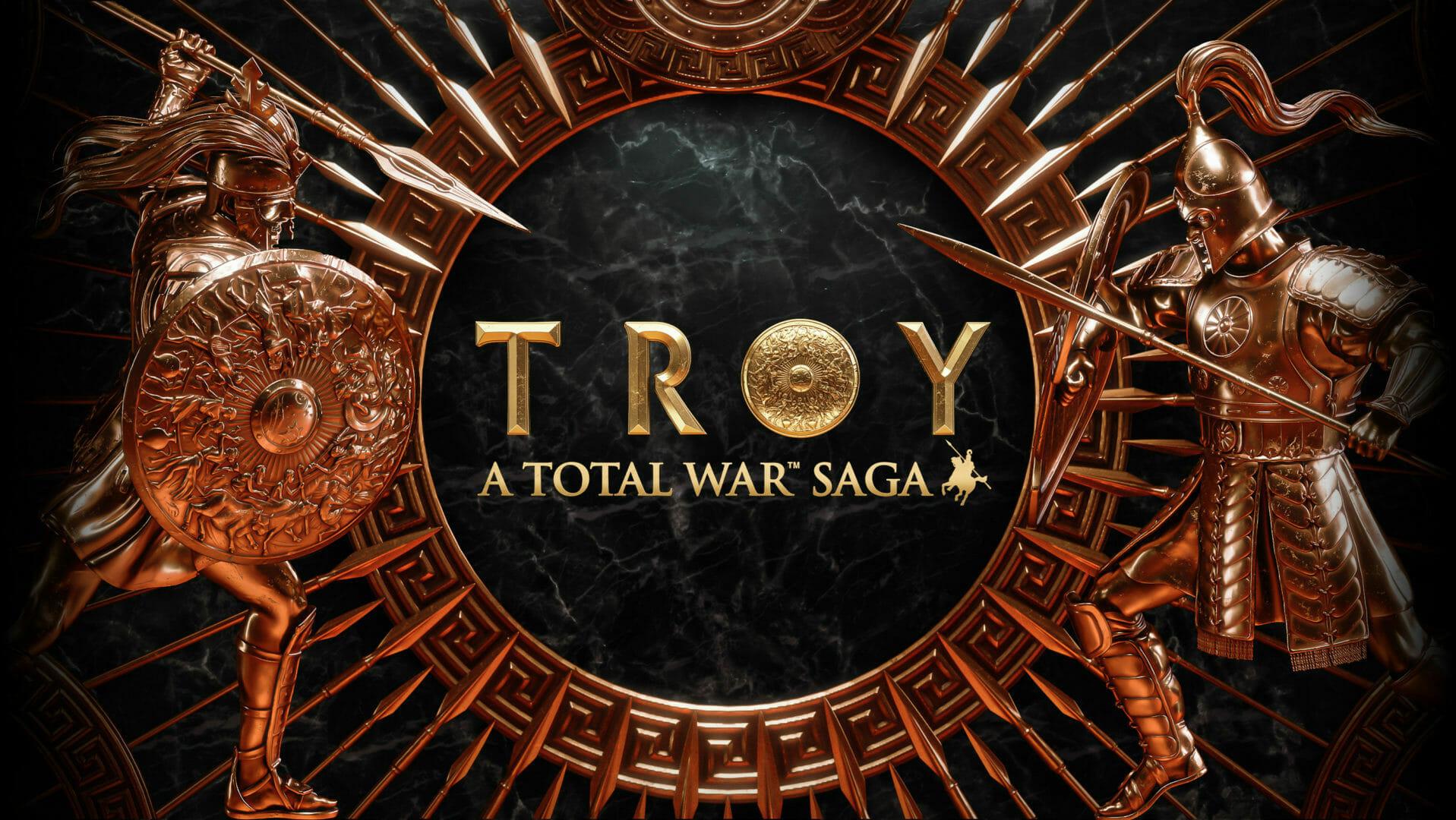 Total War Saga: Troy chega em Agosto e será temporariamente grátis
