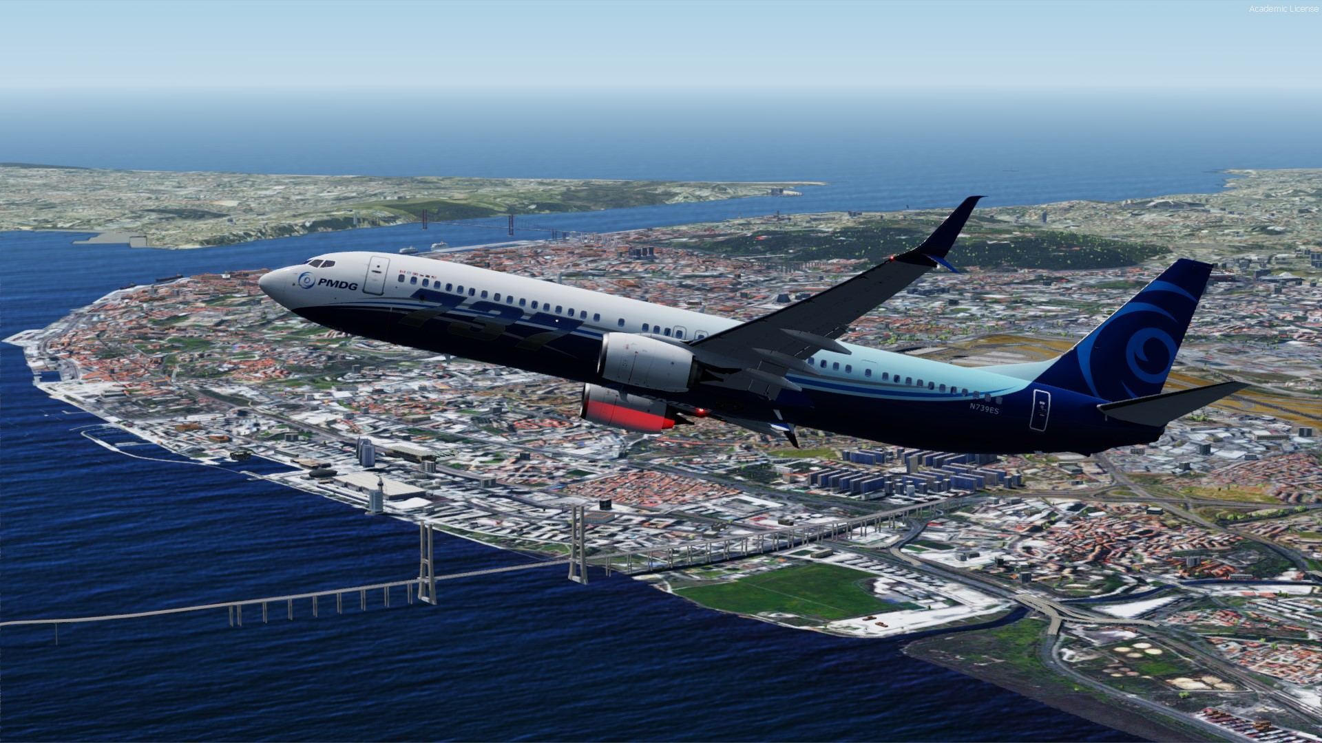 Simuladores – PMDG 737 NGXu (P3DV5)
