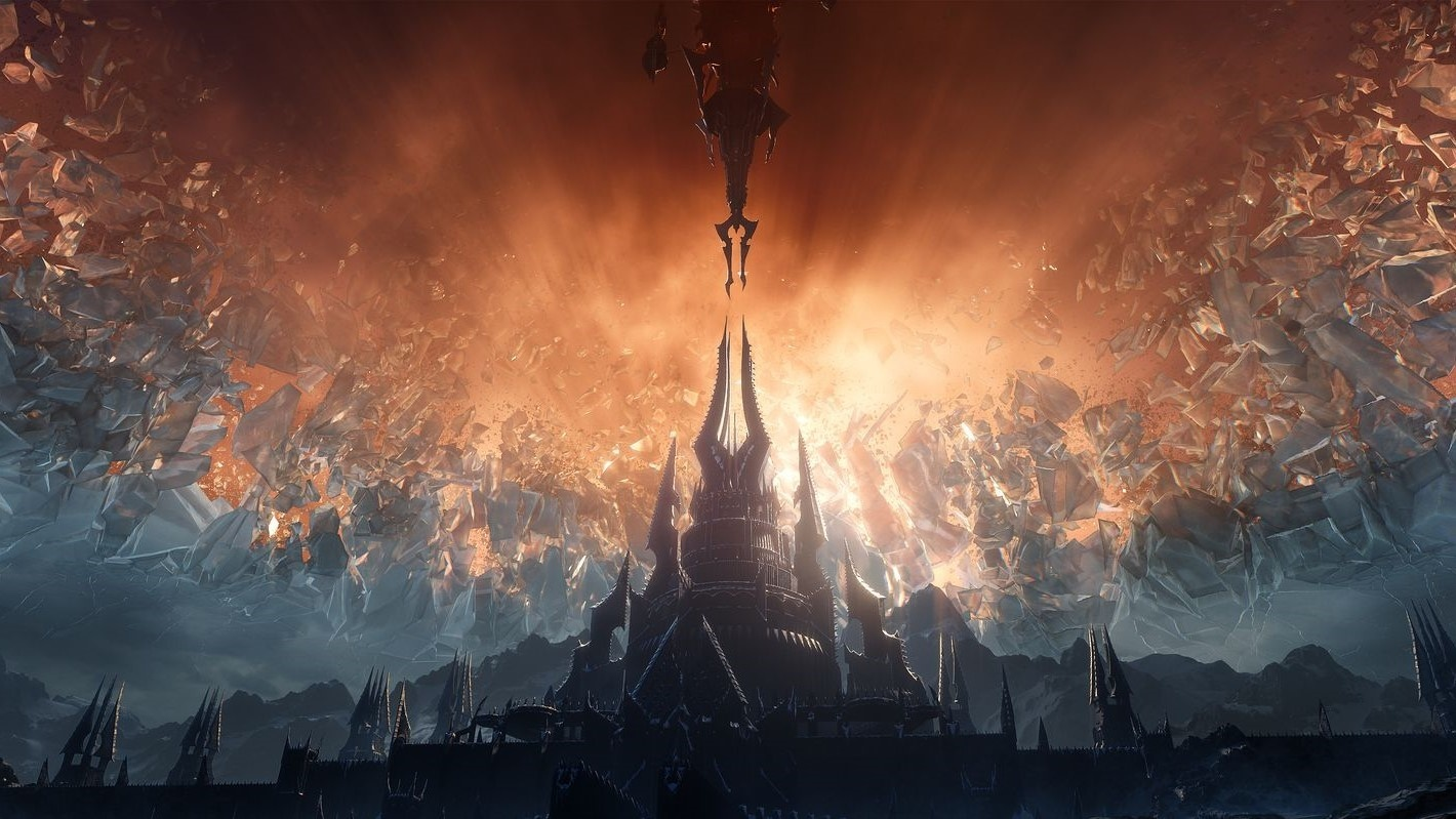 Já há data concreta para World of Warcraft: Shadowlands