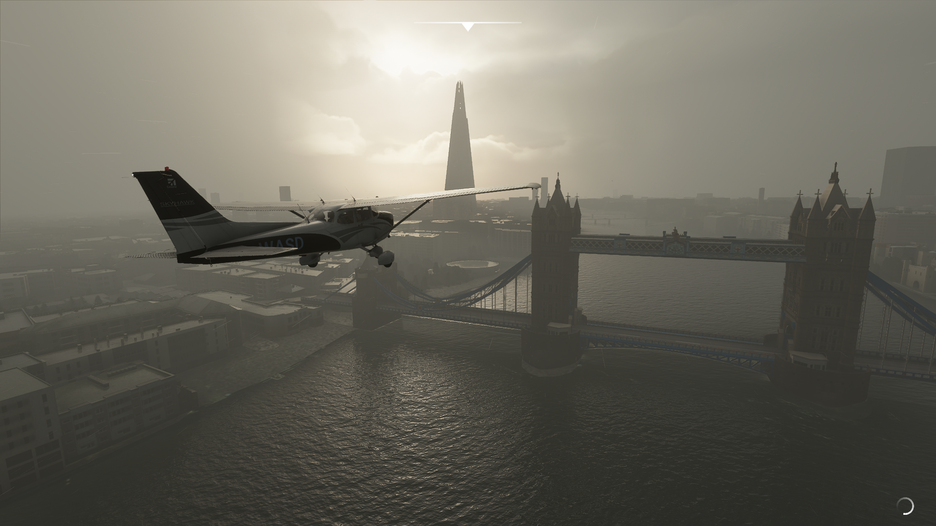 Reino Unido já disponível no Microsoft Flight Simulator