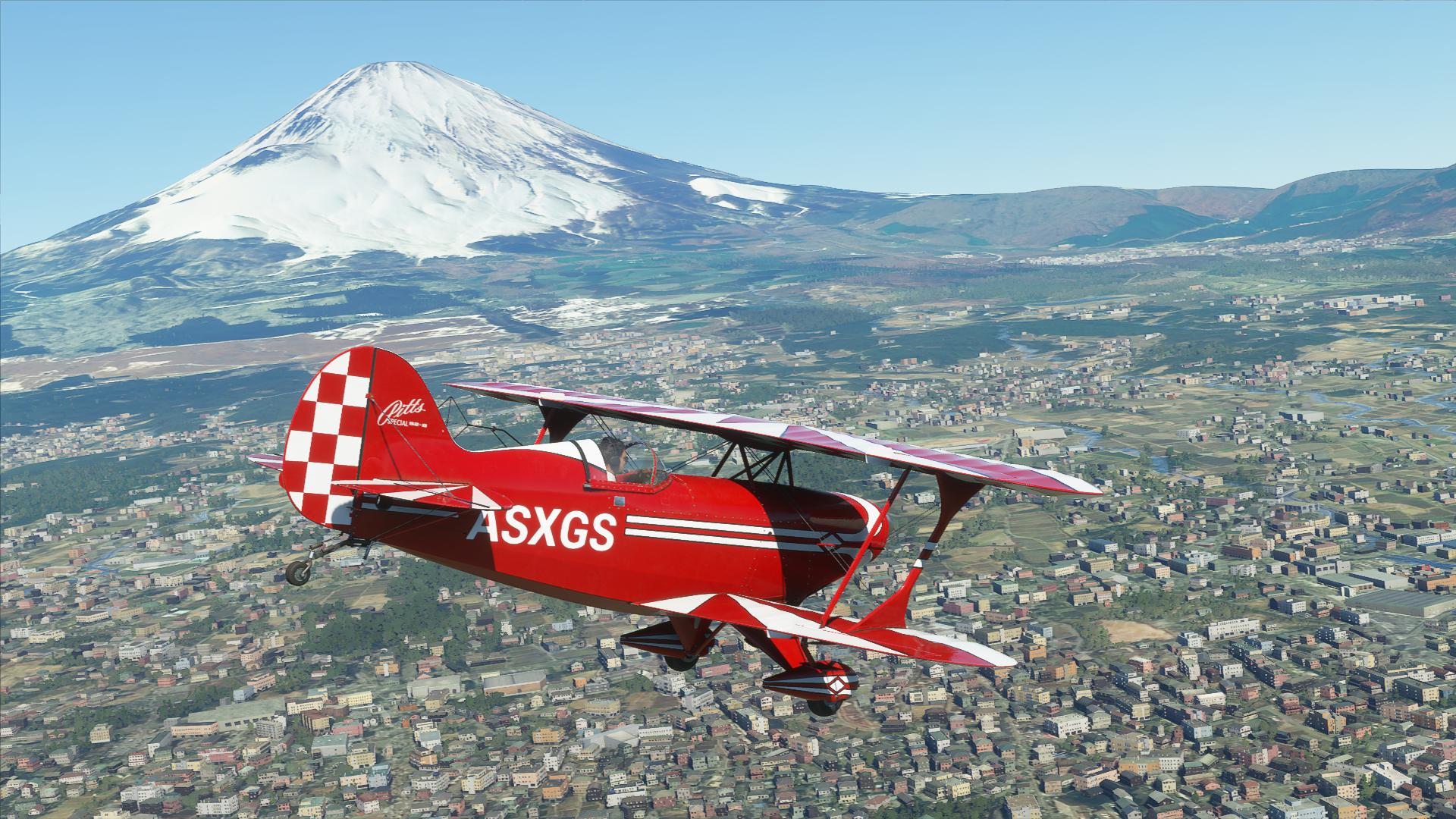 Microsoft Flight Simulator expande-se para o Japão